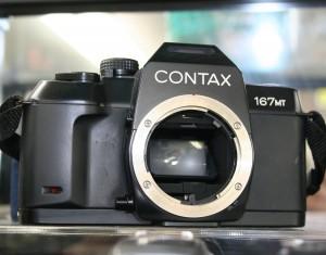 フィルムカメラ本体