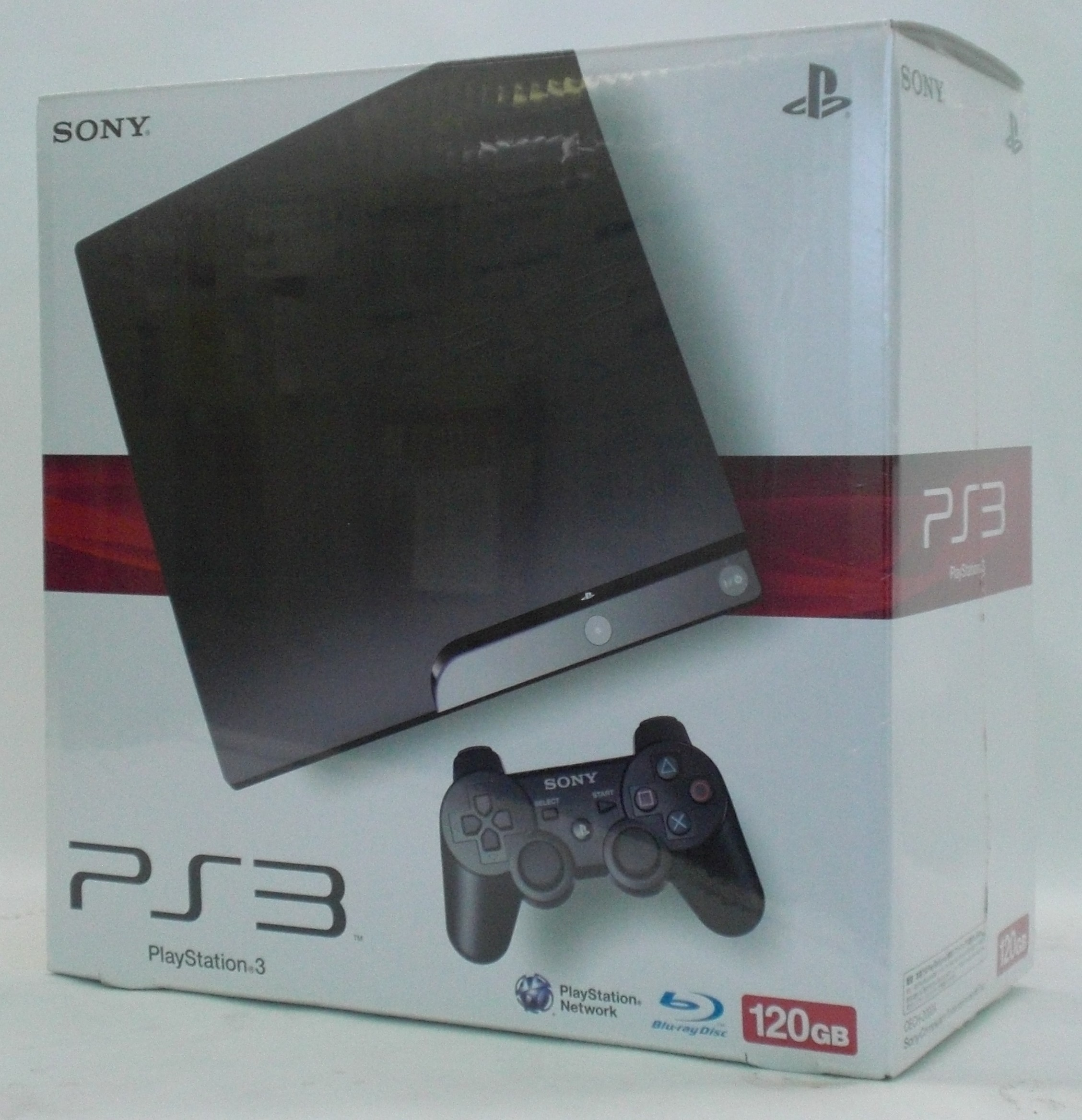 SONY PS3 120GB (CECH2000A)