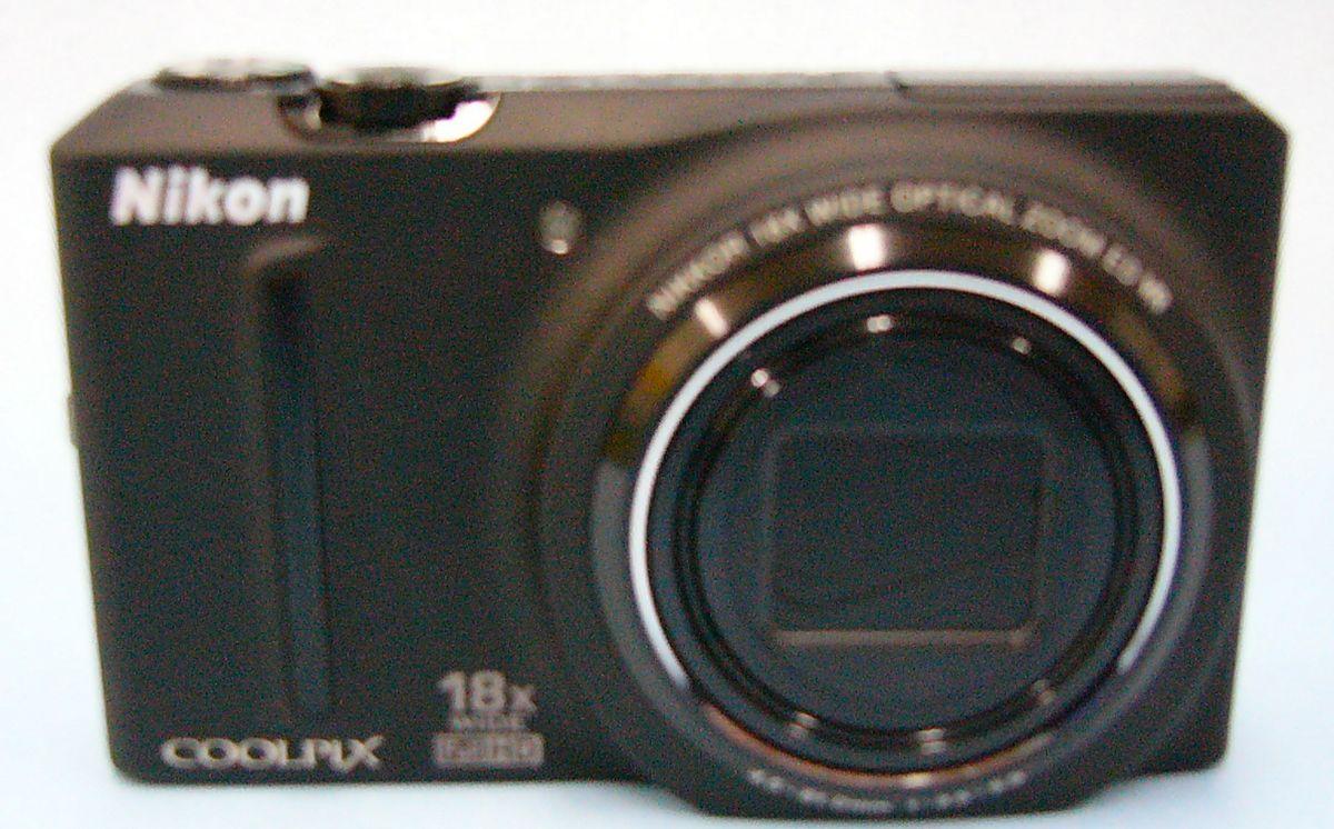 Nikon デジタルカメラ(COOLPIX S9100)