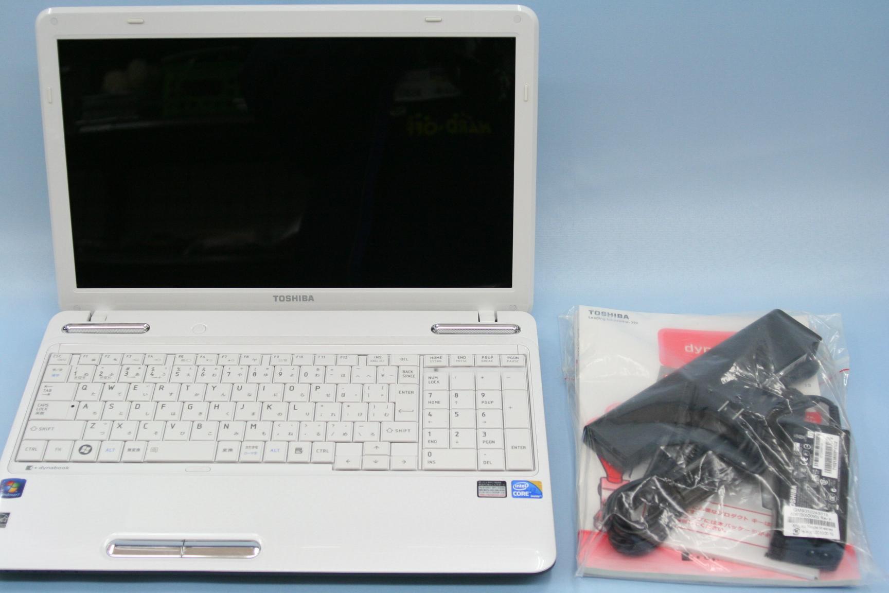 東芝 ノートPC dynabook(EX/56MWH)