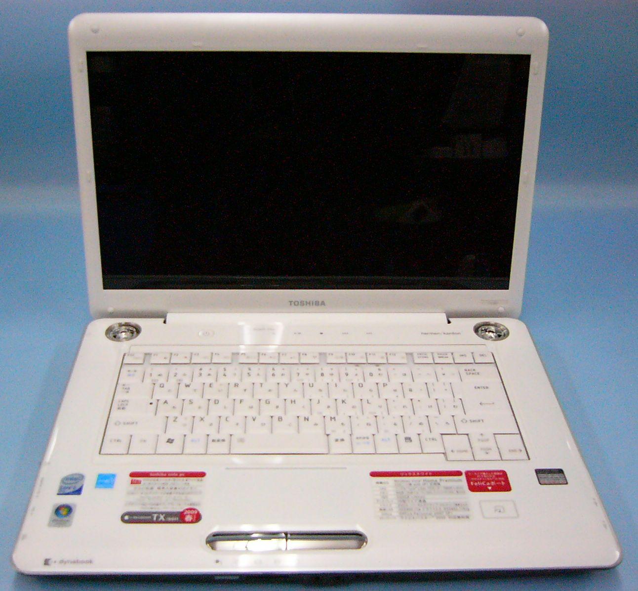 東芝 ノートパソコン(dynabook TX/66H)
