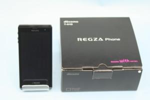 DOCOMO/富士通 REGZA Phone (T-01D)
