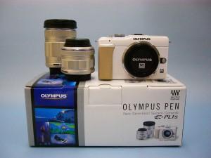 OLYMPUS ミラーレス一眼カメラ(E-PL1s)