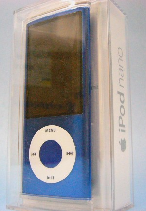 Apple iPod nano(MC037J/A)