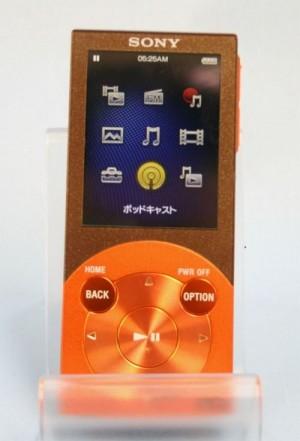 SONY デジタルメディアプレーヤー(NW-S645)