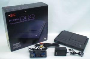NEC PCエンジン Duo(PI-TG8)