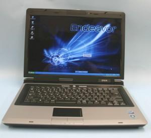 EPSON ノートパソコン(NJ3000)
