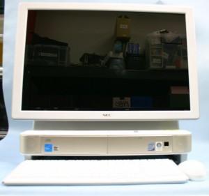 NEC 一体型パソコン(PC-VW770MG)