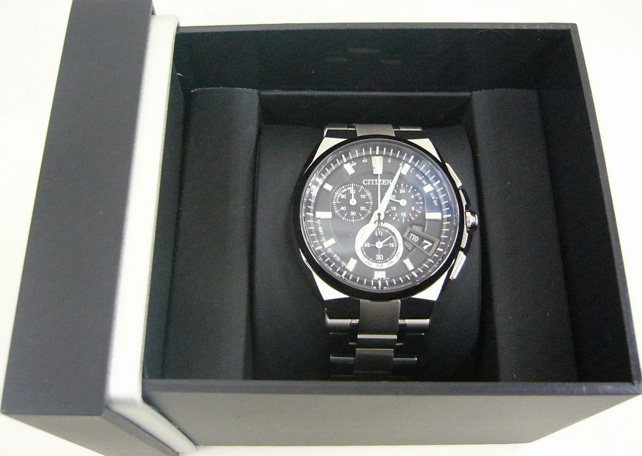 CITIZEN 腕時計 電波時計(BY0040-5IF)