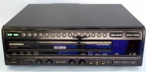 Pioneer LDプレーヤー CLD-K8V