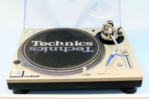 Technics ターンテーブル SL-1200Mk3D