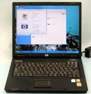HP ノートパソコン COMPAQ NX6310