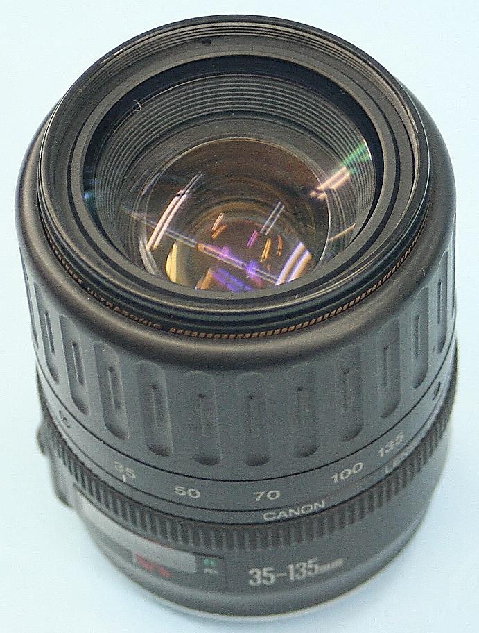 Canon レンズ 35-135mm 4-5.6
