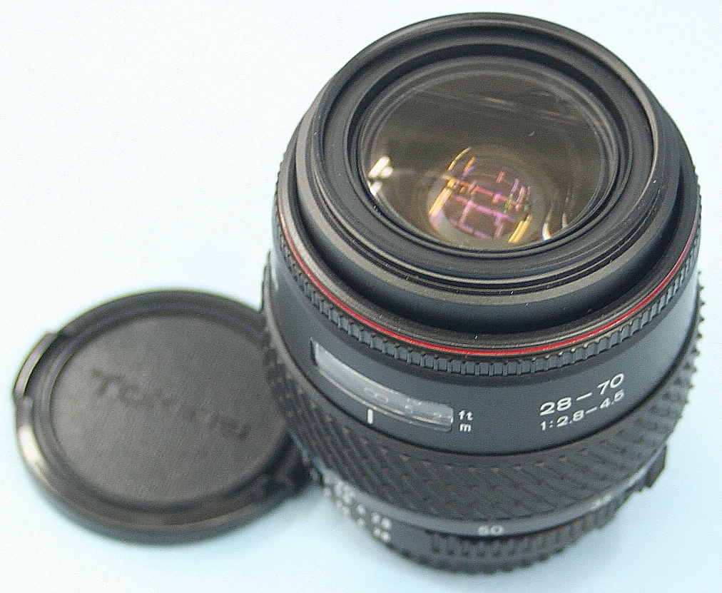 TOKINA レンズ 28-70mm 2.8-4.5