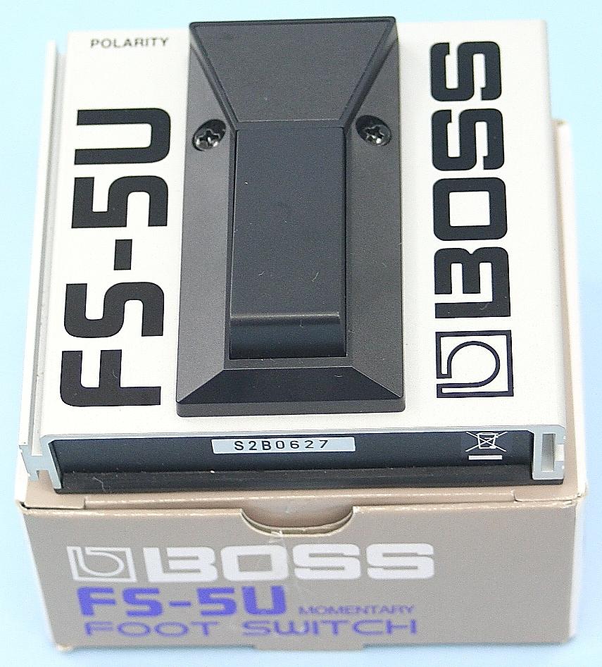 BOSS フットスイッチ FS-5U