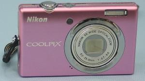 Nikon デジタルカメラ COOLPIX S570