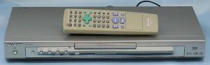 SHARP DVDプレーヤー DV-SF70P