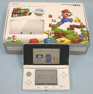 NINTENDO 3DS スーパーマリオ3Dランドパック