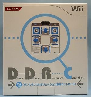 KONAMI Wii専用DDRコントローラー RU054