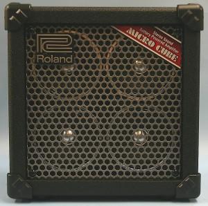 Roland ギターアンプ MICROCUBE RX
