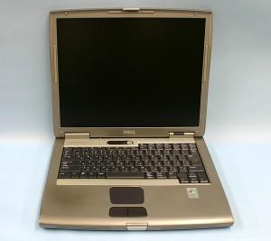 DELL ノートパソコン LATITUDE D505