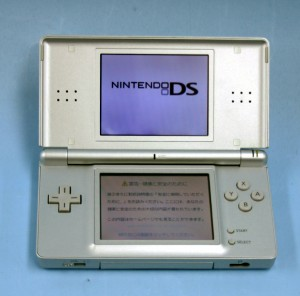Nintendo DS Lite シルバー USG-001