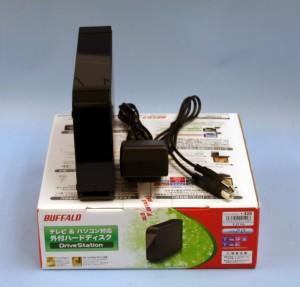 BUFFALO USB2.0 外付けHDD 1TB