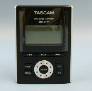 TASCAM ベーストレーナー MP-BT1
