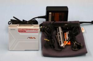 AIWA ポータブルMDプレーヤー AM-NX1