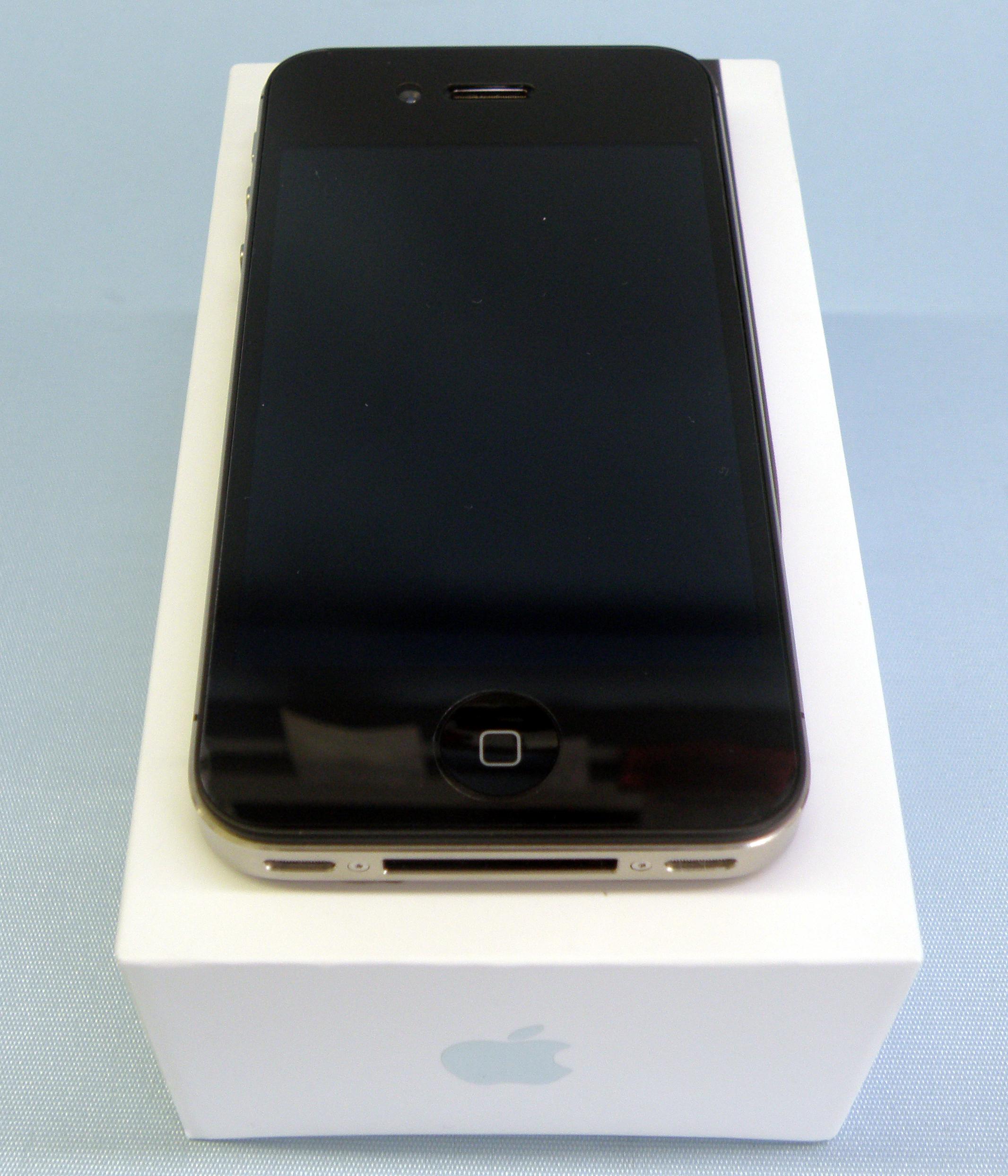 Apple iPhone4S 16GB MD235J/A