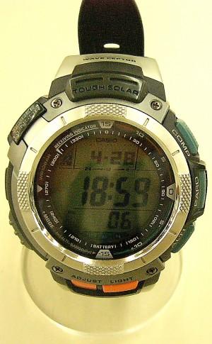 CASIO 腕時計 PRO TREK PRW-1000J