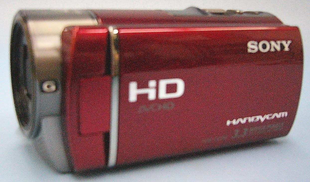 SONY ビデオカメラ HDR-CX180