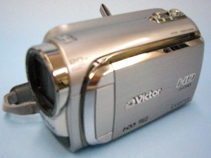 Victor HDDビデオカメラ GZ-HD300