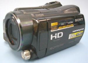 SONY HDビデオカメラ HDR-SR12