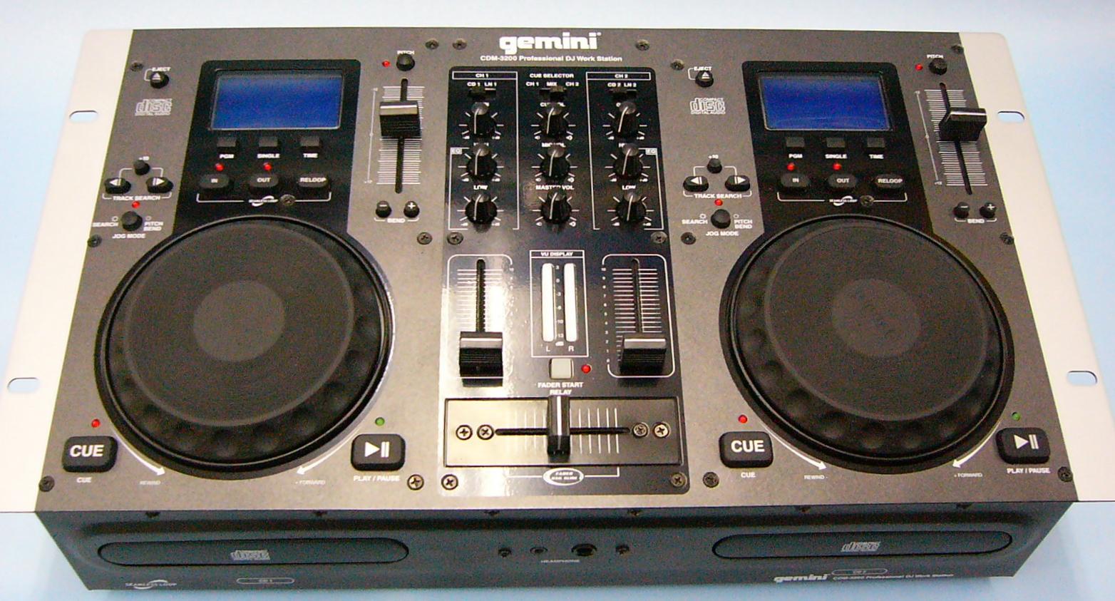 gemini CDJプレーヤー CDM-3200