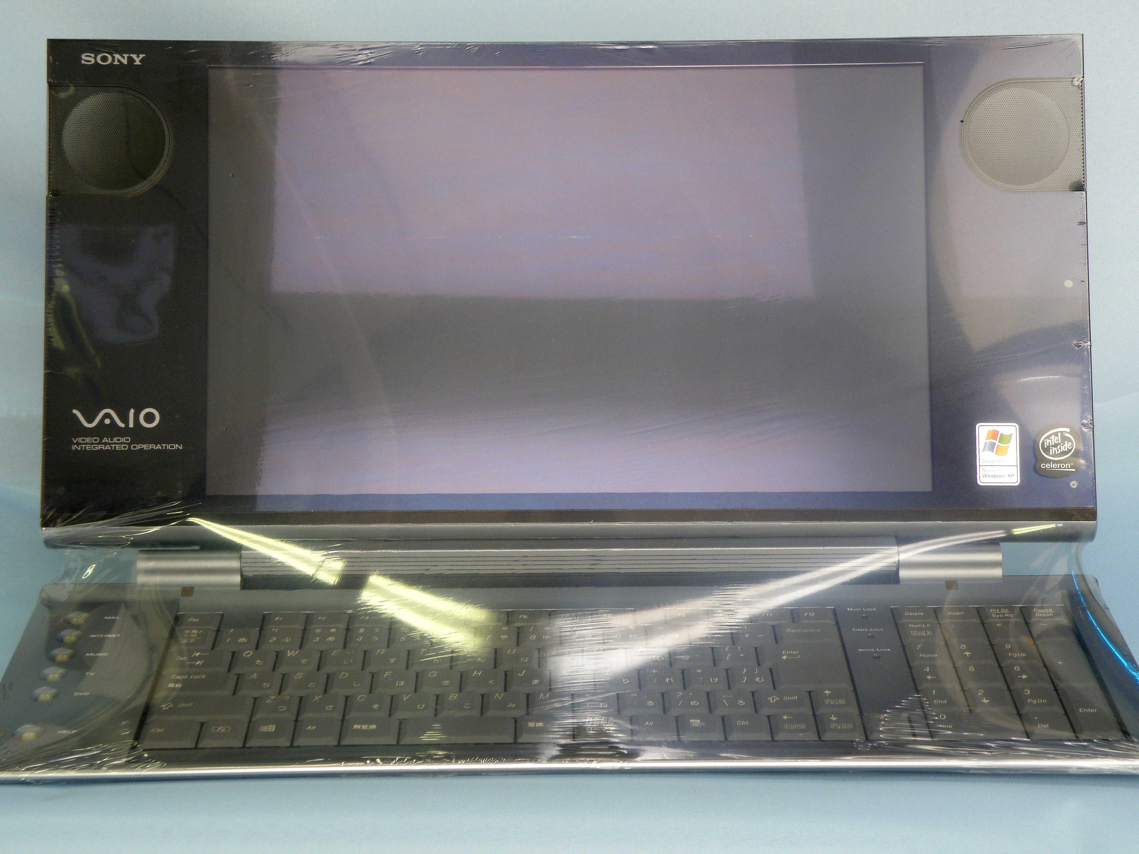 SONY 一体型パソコン VAIO PCV-W101