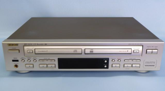 TEAC CDレコーダー RW-D250