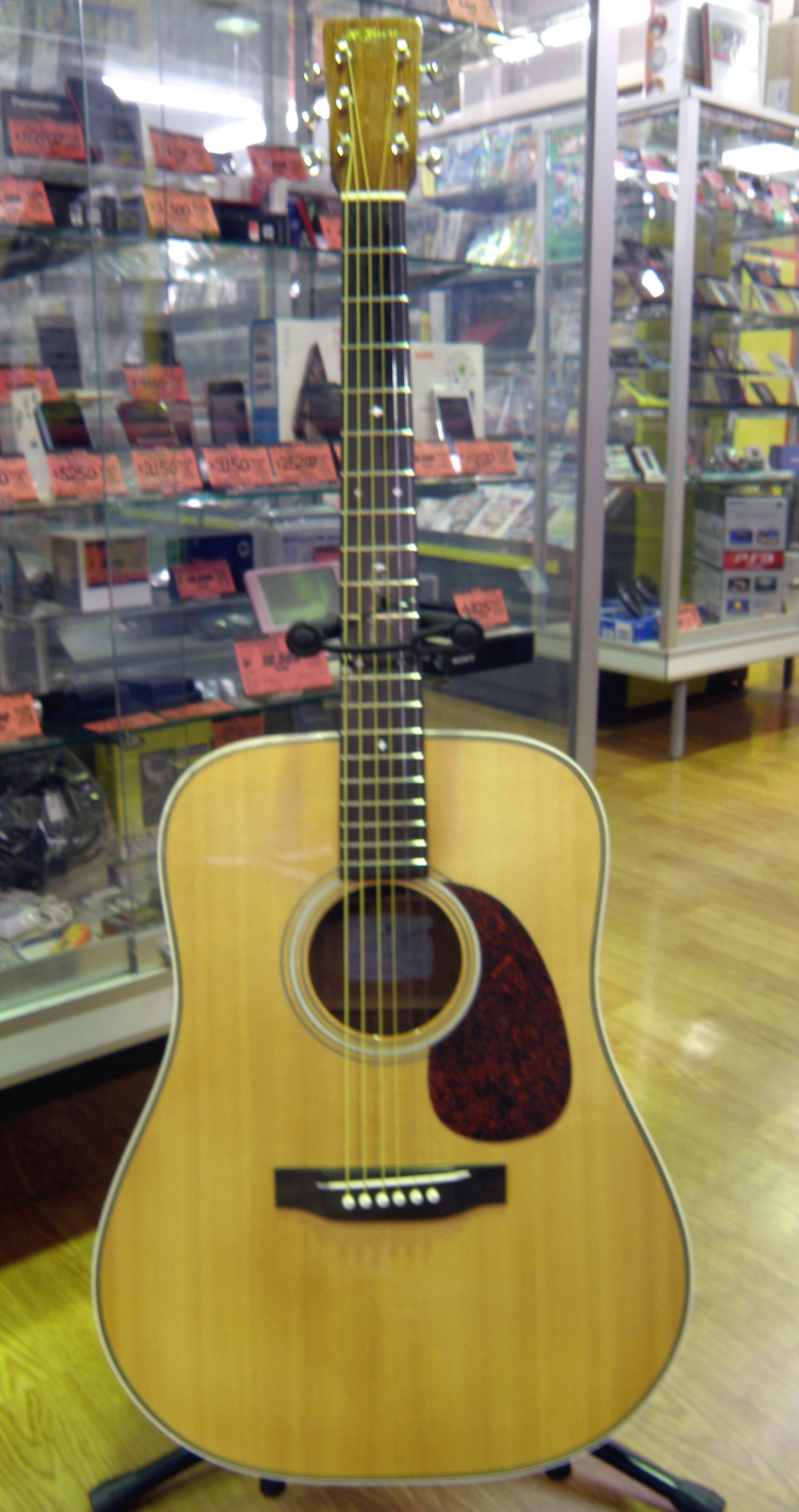K.Yairi アコースティックギター RYW-1001