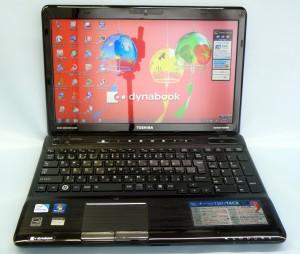 東芝 ノートパソコン dynabook Qosmio T551/T4CB