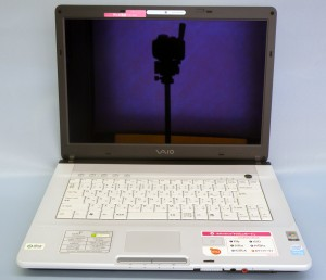 SONY ノートパソコン VAIO typeF FE32HA/W