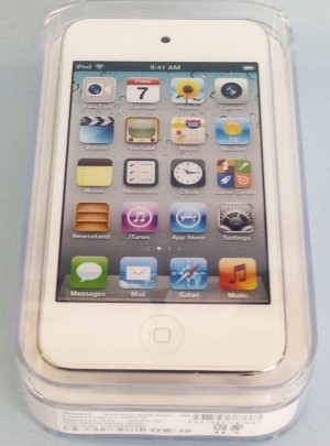 Apple iPod touch(MD058J/A)