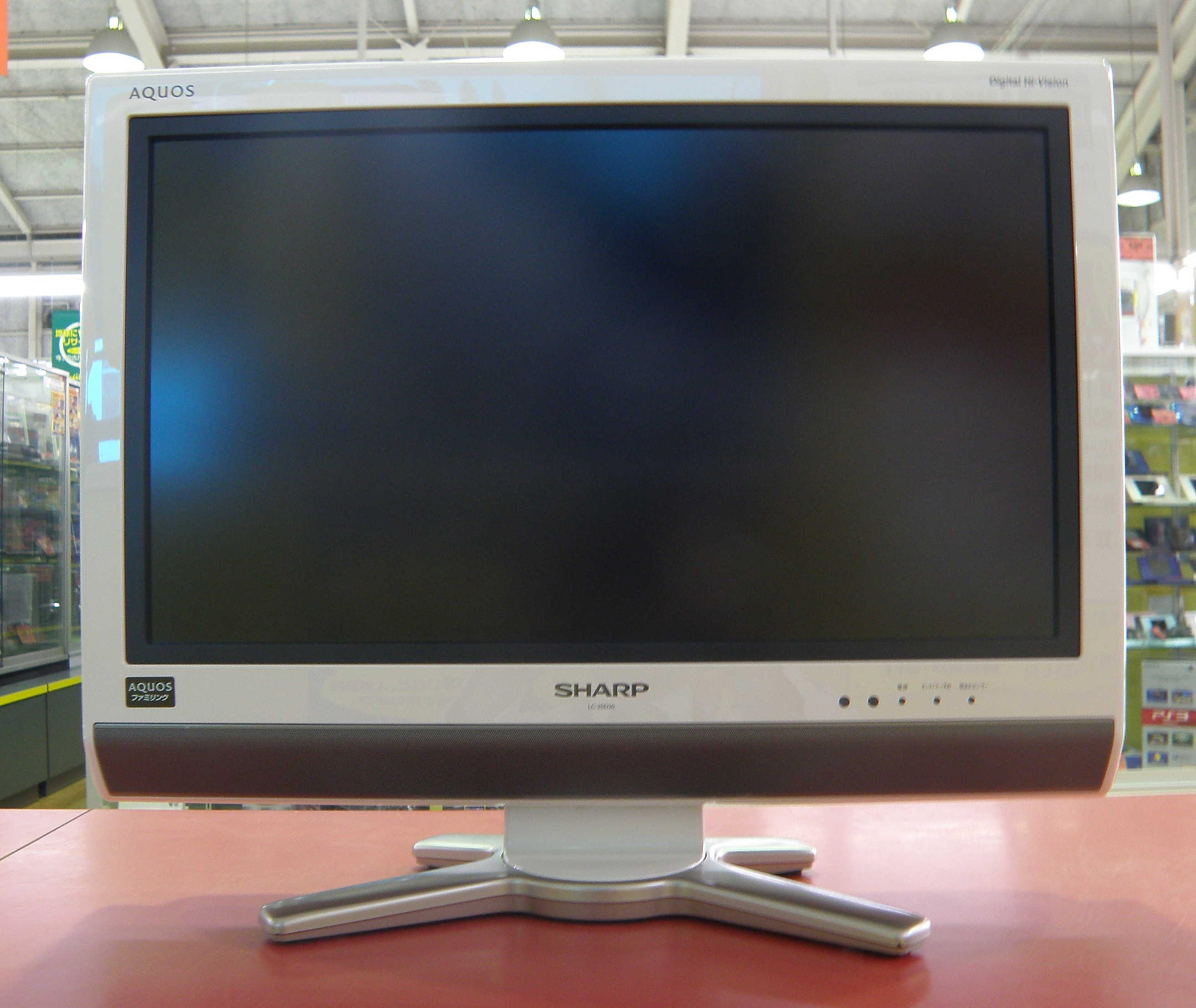 SHARP 液晶テレビ 20インチ AQUOS LC-20D30
