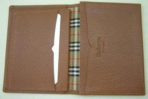 BURBERRY バーバリー カードケース