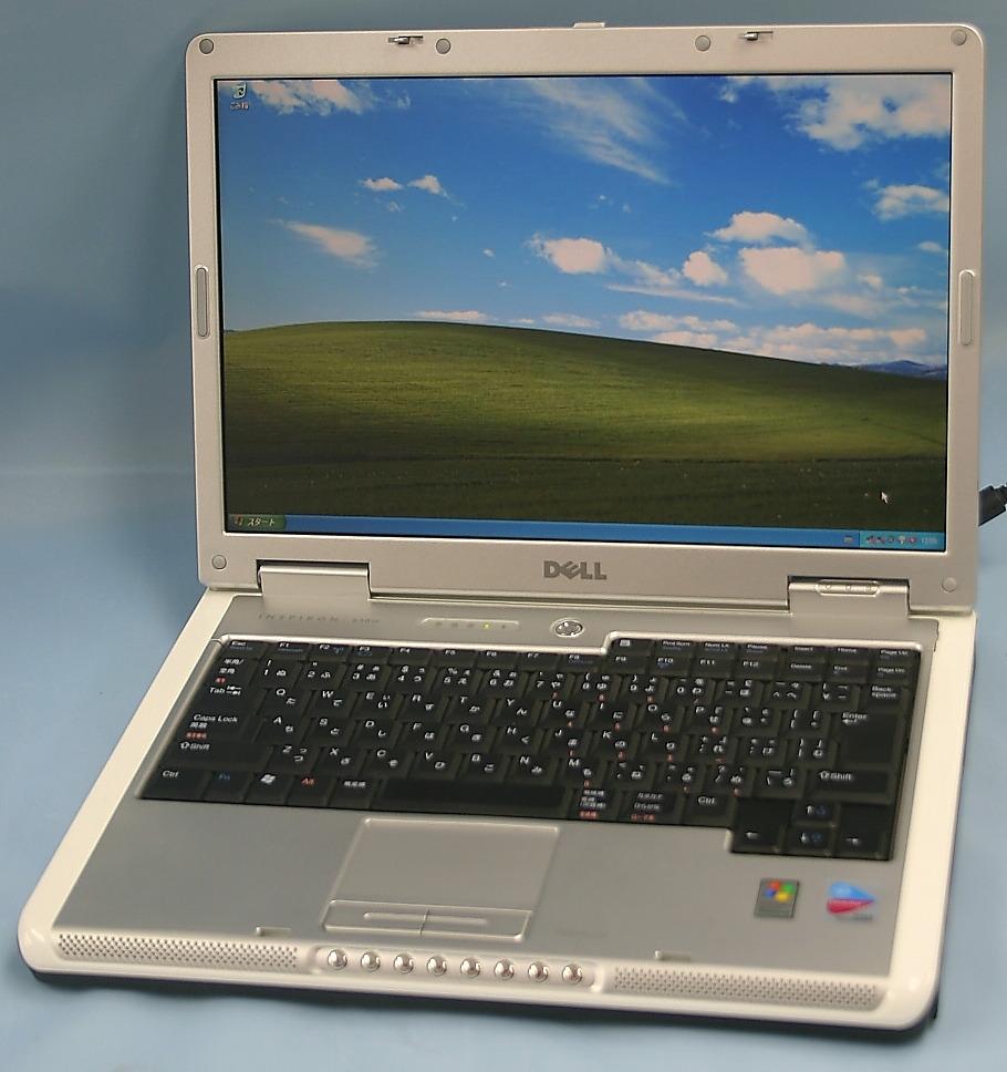 DELL ノートパソコン INSPIRON630m