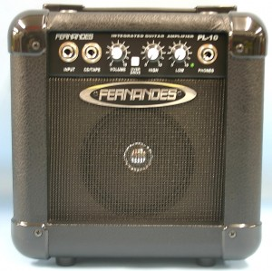 FERNANDES ギターアンプ PL-10