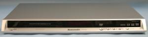 Panasonic DVDプレーヤー DVD-S50
