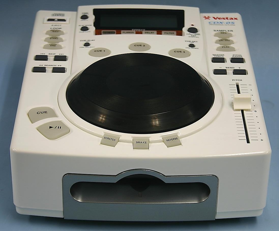 Vestax CDJ CDX-05