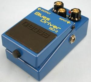 BOSS エフェクター BD-2