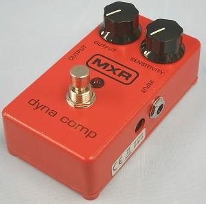 MXR エフェクター dvna comp