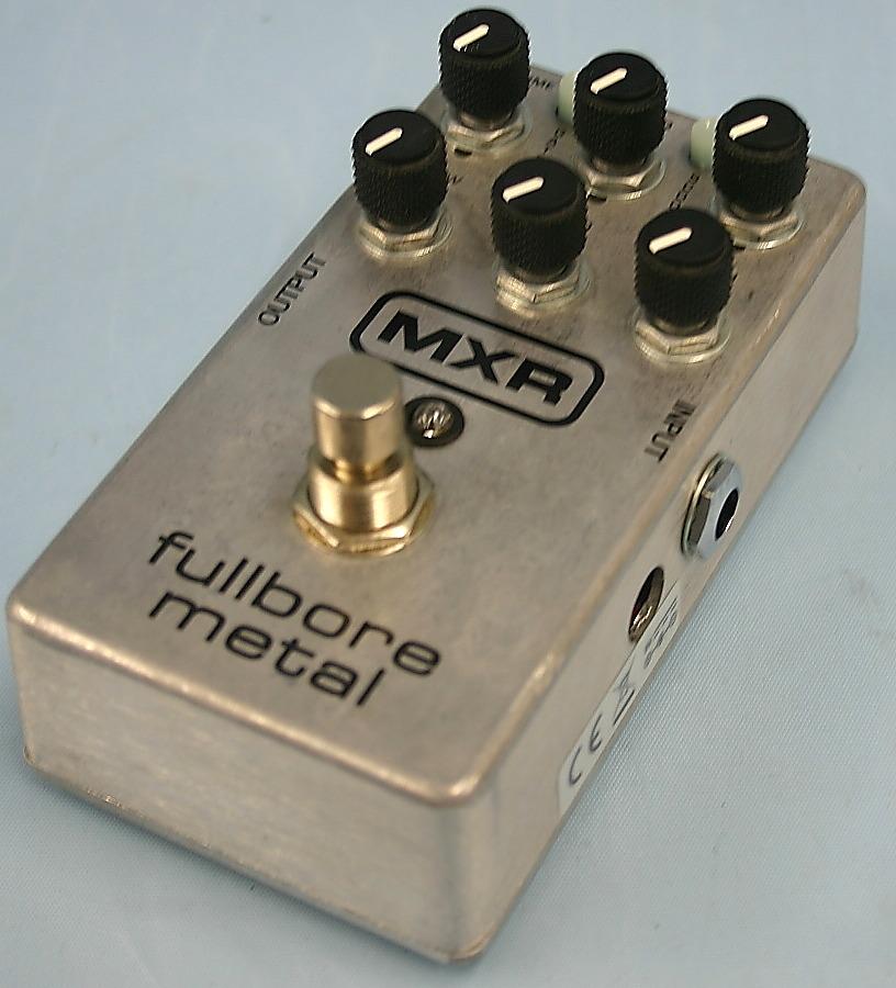 MXR エフェクター fullbore metal